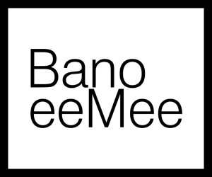 Official logo image of brand Bano eeMee on the list of designer brands available page on richardsclothing.ca Premium fashion men's clothing store in London ON