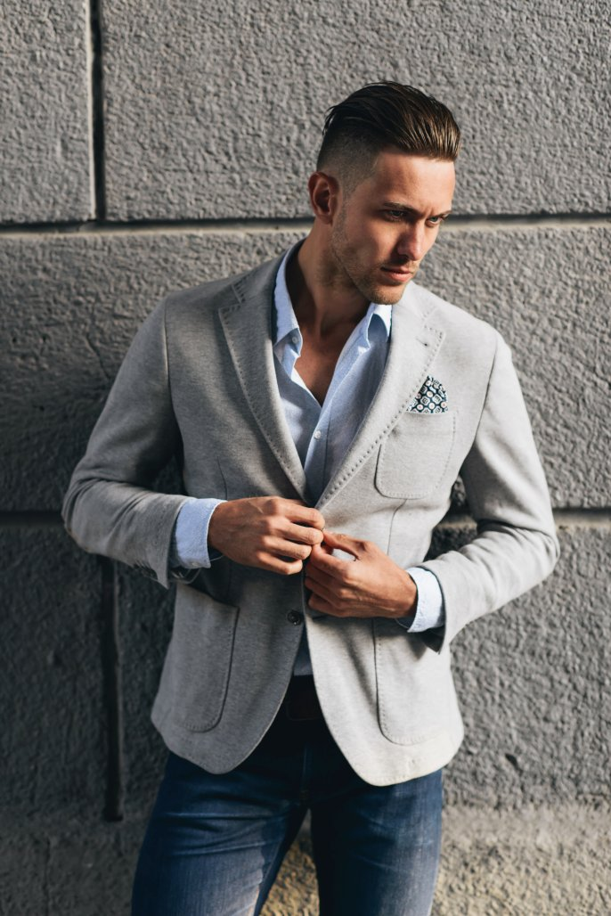 Men's Jackets – Blazers, Sports or Suits