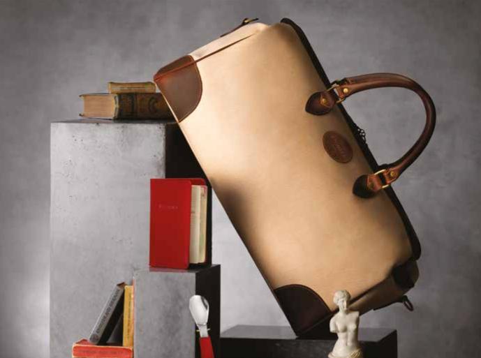 Luxury leather men's wallets by Ettinger of UK