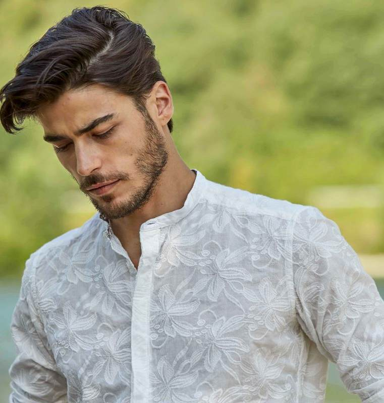 Alex Ingh – bold yet classical and great shirts