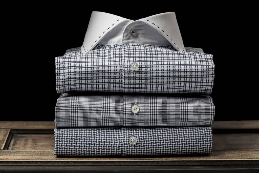 made to measure mens shirts stack2 richards clothing