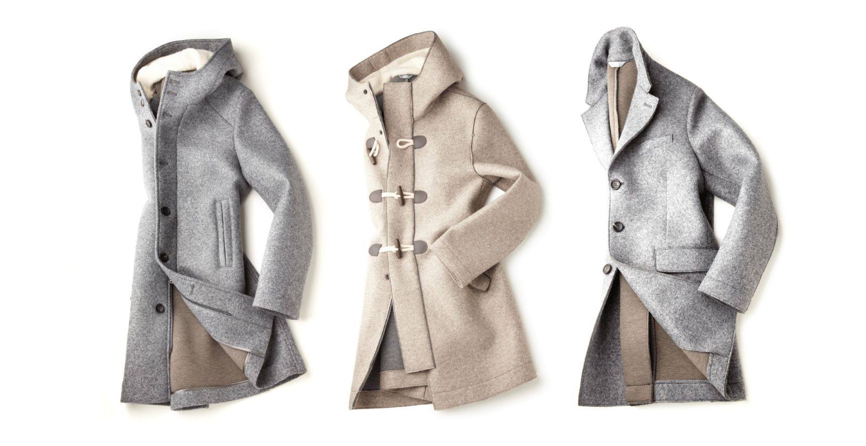 Evergreen Winter Jacket styles for men