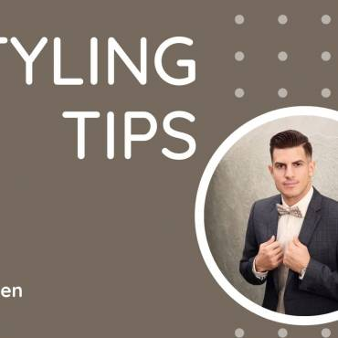 Styling tips for men