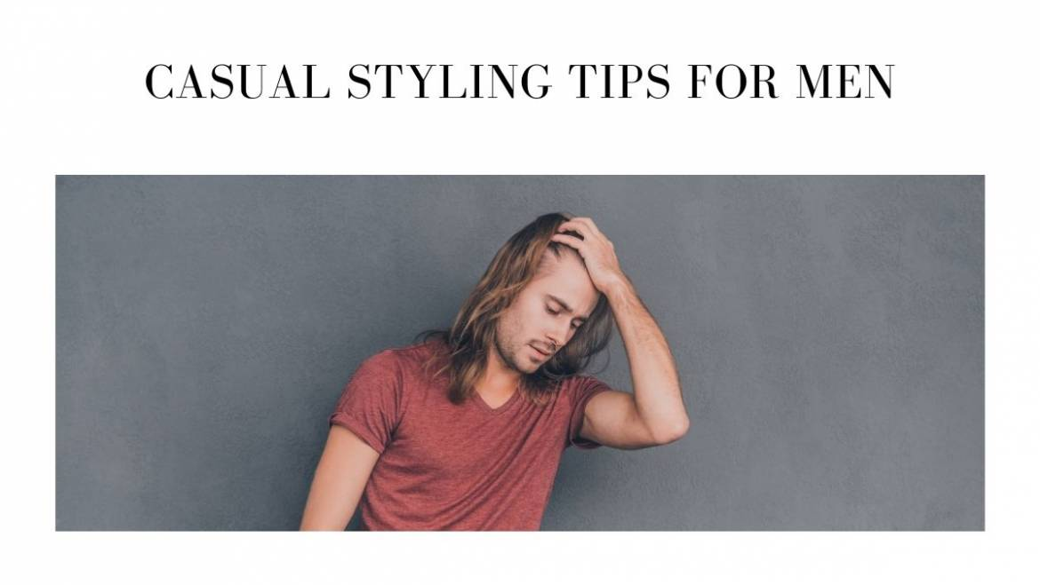 Casual style for men – nail it to boost confidence